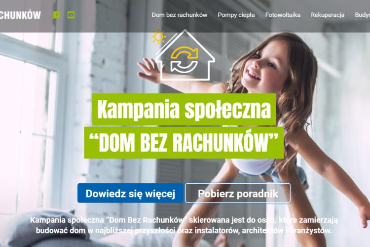 """Poradnik """"Dom bez Rachunków"""""""