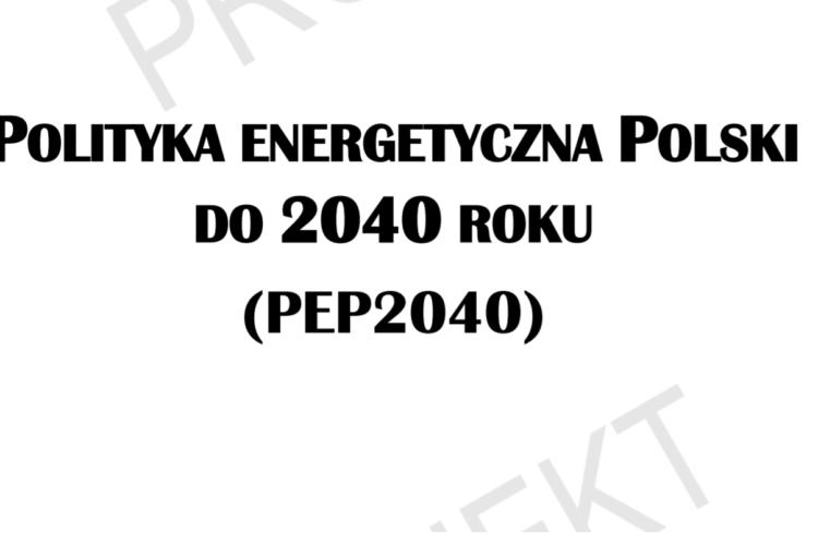 POBE krytyczne wobec projektu Polityki Energetycznej Polski 2040